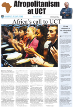 Afropolitanism at UCT