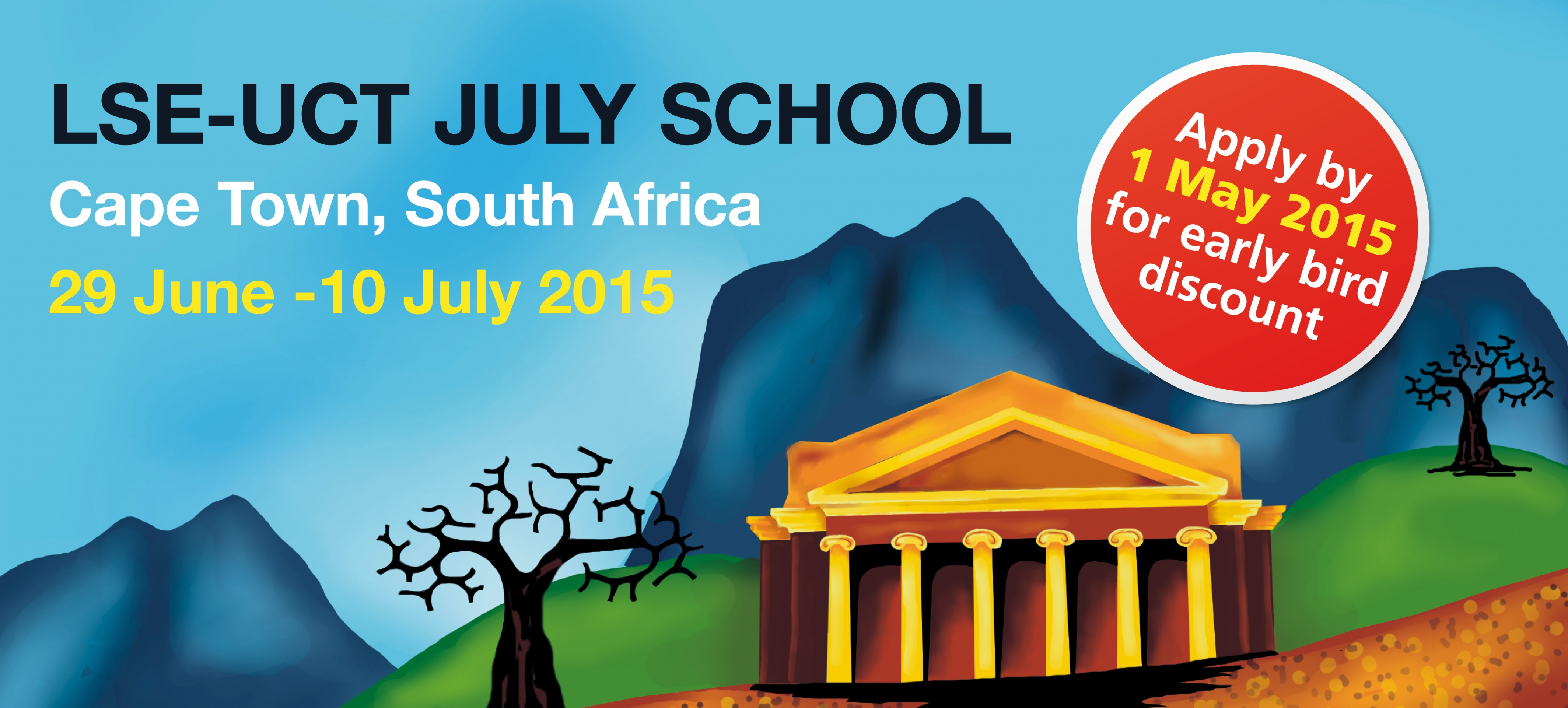 London School of Economics UCT Cape Town July School