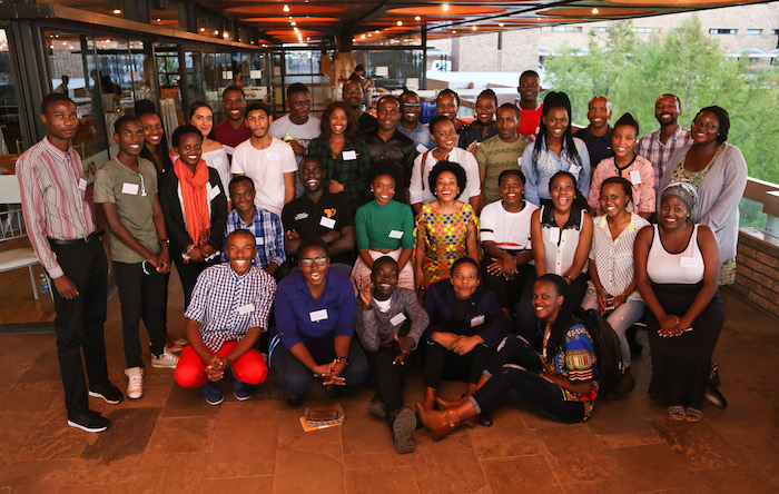 MasterCard Foundation Scholars 2017 Welcome Event