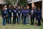Group of UCT students